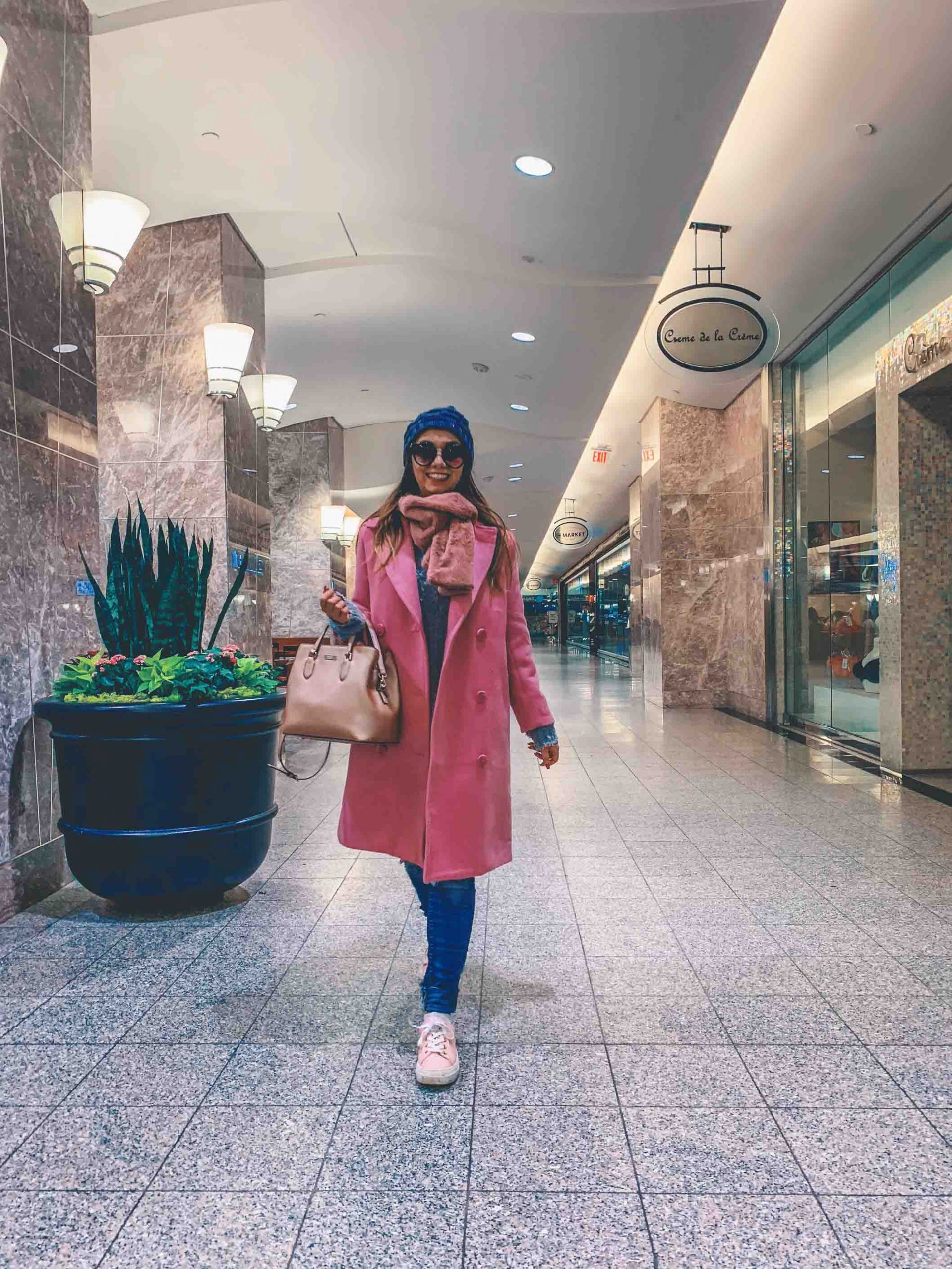 Outfit of the Day: End of Winter in Toronto