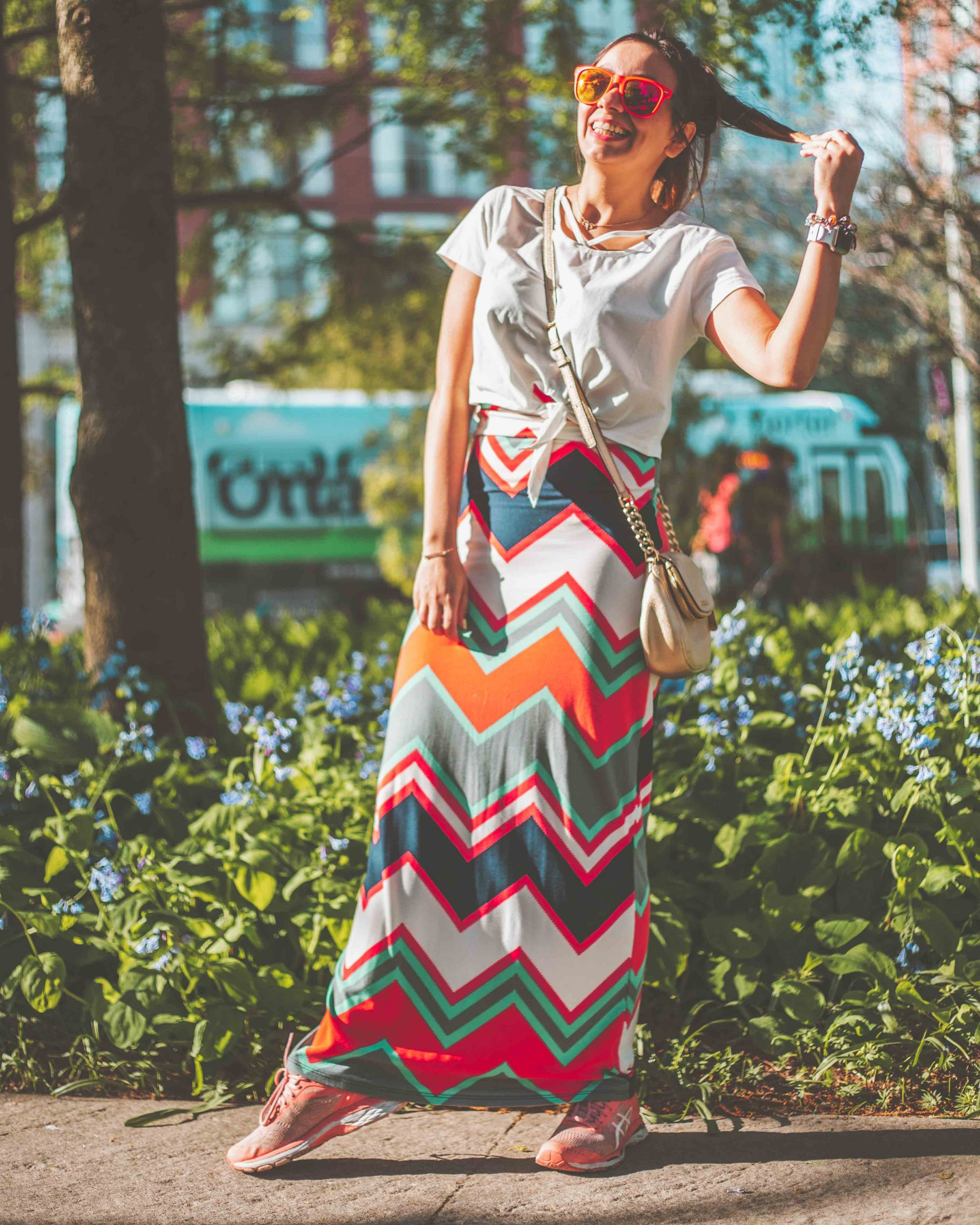 What I Wore: Spring is in the air in Toronto