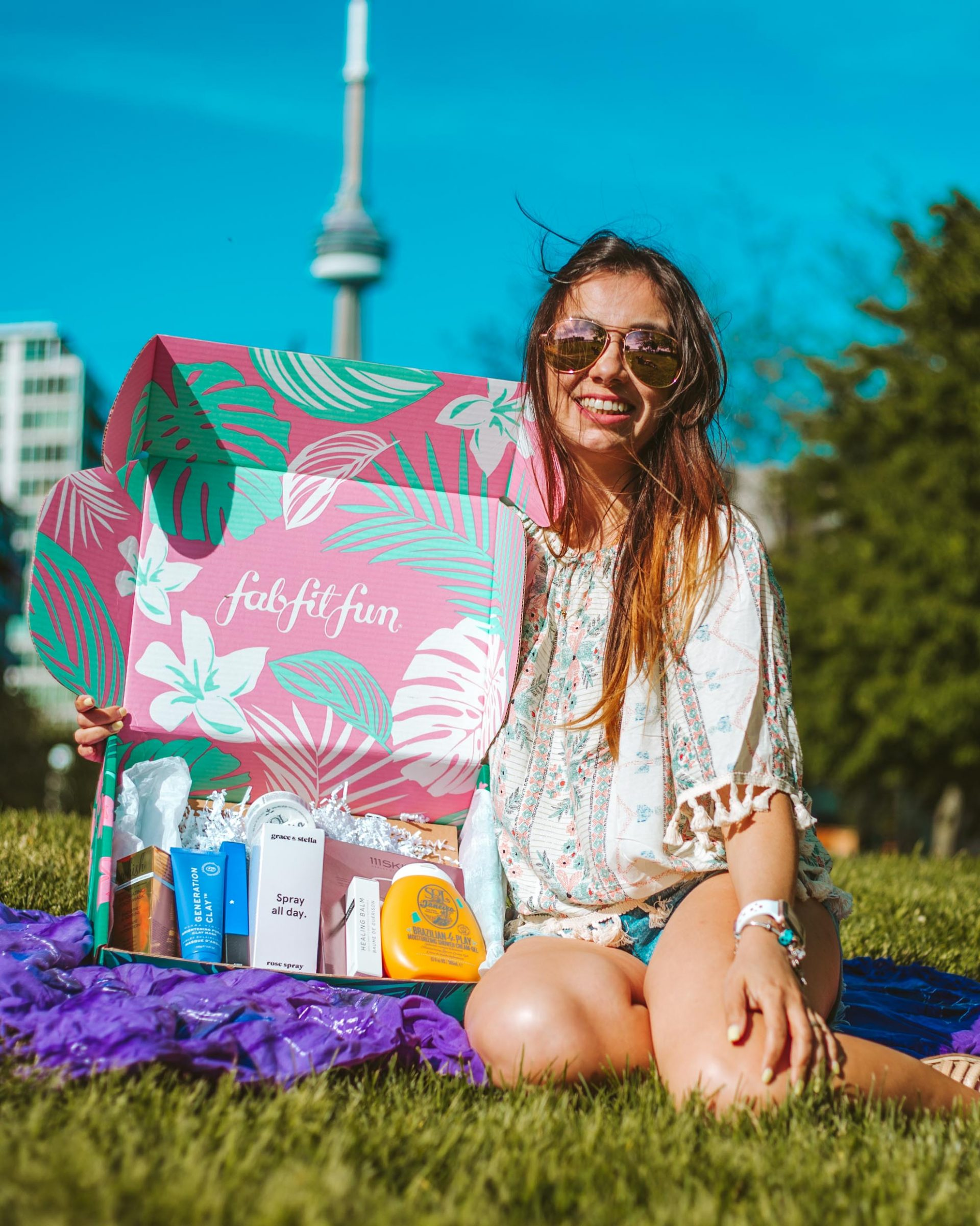FabFitFun: What Comes in the 2019 Summer Box